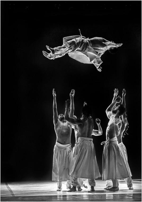Meilleure photo de la compétition - L'envol de Yann Le Souchu - Section photo de l'Association Sportive de Berre