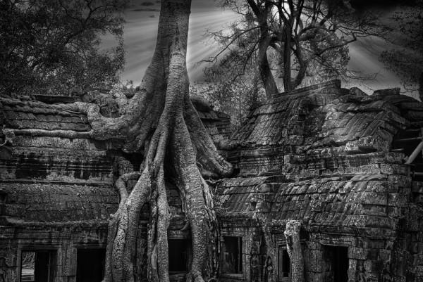 Angkor Wat de Philippe Olive - Photo Club de Martigues