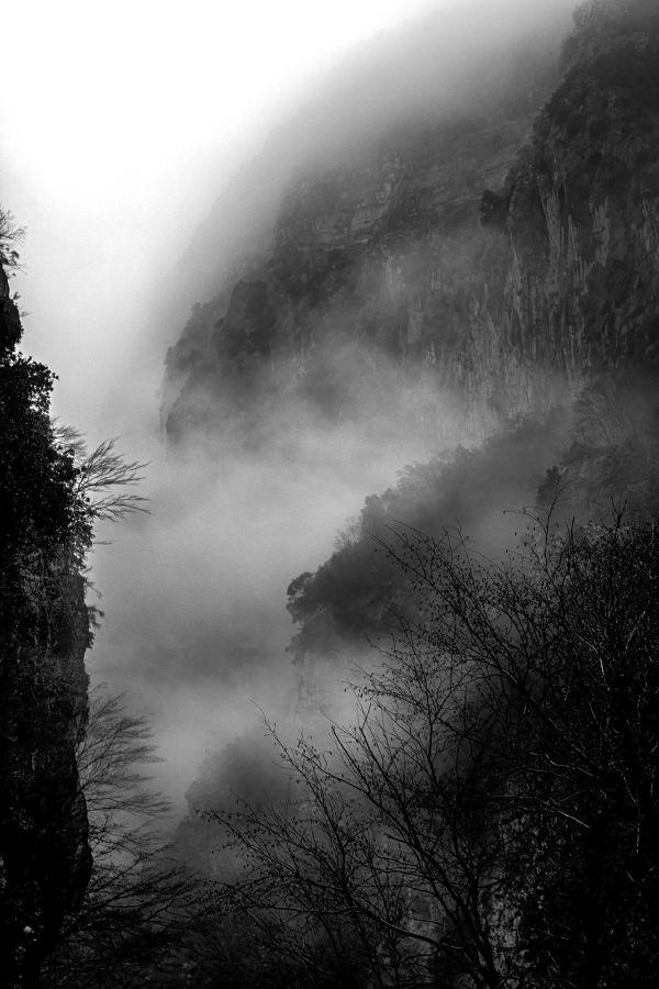 S'embrumer les yeux de Michel Pintus - Photo Club Mouansois