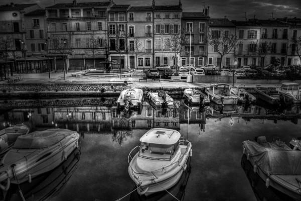 De ma fenêtre ... de Jacqueline Freguin - Photo Club de Martigues