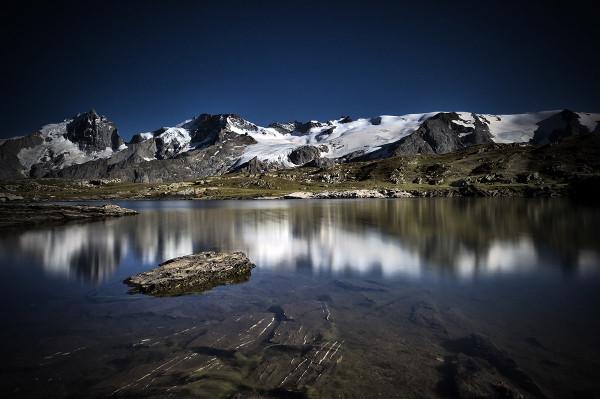 Lacs d'en haut de Michel Pergola - Optique Diaporama Marseille