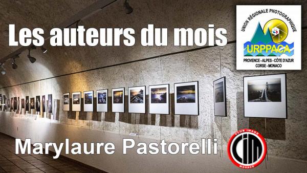 Marylaure Pastorelli - Club Image Monaco