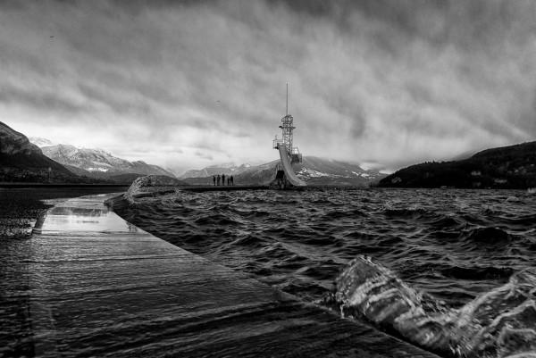 Le lac d'Annecy  de David Vincendeau - Photo Club Mouansois