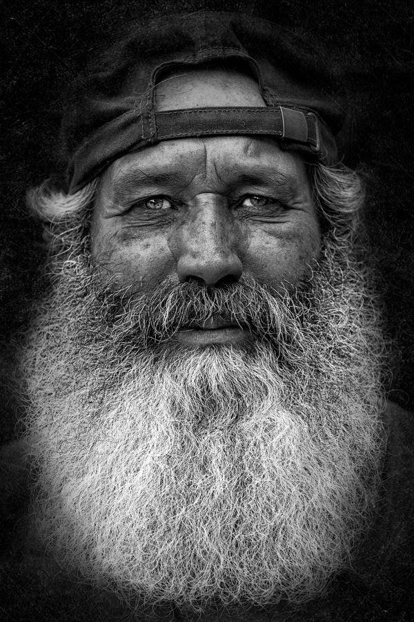 Le barbu  de David Vincendeau - Photo Club Mouansois