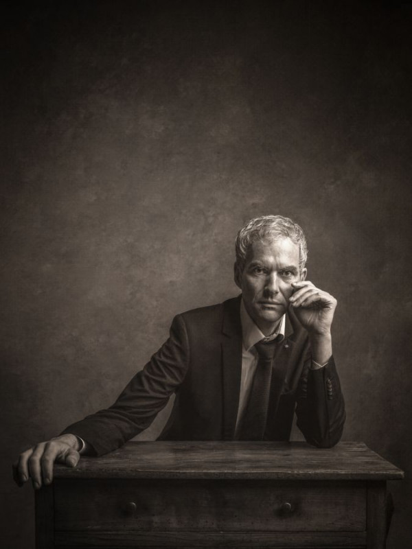 Le professeur de Didier Strugala - Photo Club Carry Côte Bleue