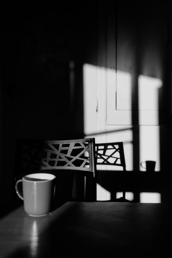Pause café de Mireille Beyer - Photo Club Carry Côte Bleue