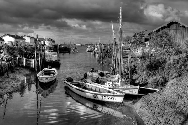 Port de Marenne de Marc Laboutique - Photo Club Carry Côte Bleue