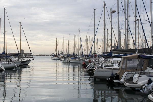 Environnement - AJES - Photo Club Antoine Santoru - Port de Bouc