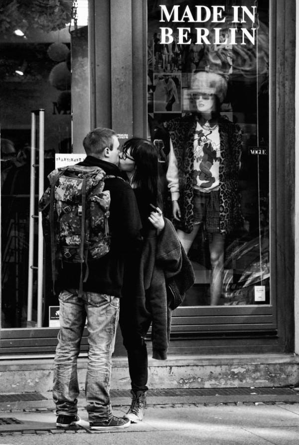 Le baiser... de Claude Pierre - PC Antoine Santoru-Port de Bouc
