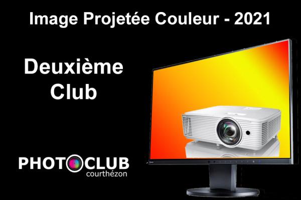 Deuxième Club -Photo Ciné Club Courthezonnais