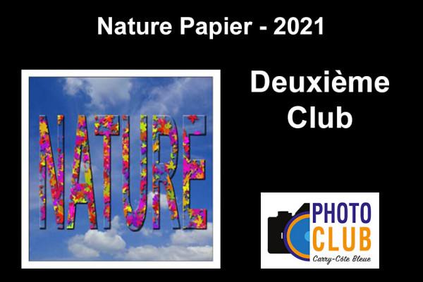 Deuxième Club - Photo Club Carry Côte Bleue