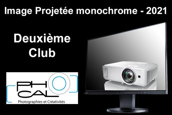 Deuxième Club IP Monochrome