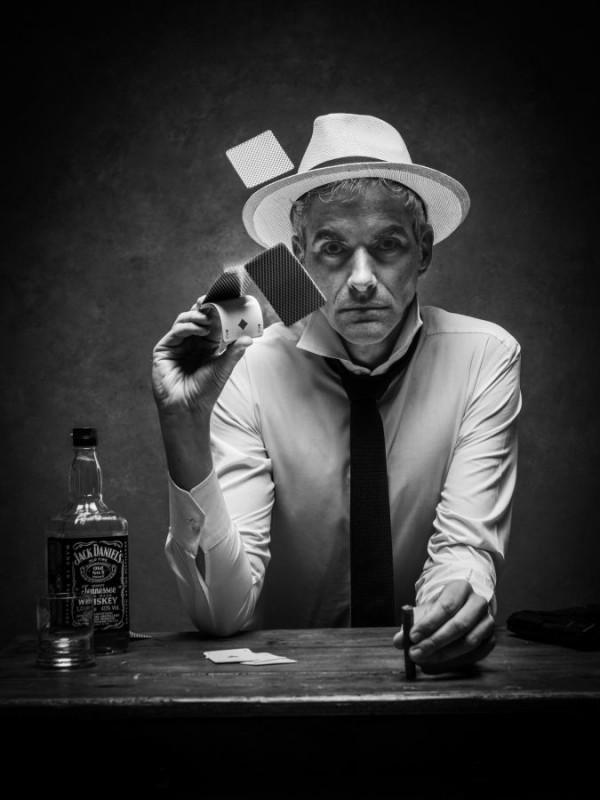 Coup de Cœur Juge N° 1 - Le joueur  de Didier Strugala - Photo Club Carry Côte Bleue