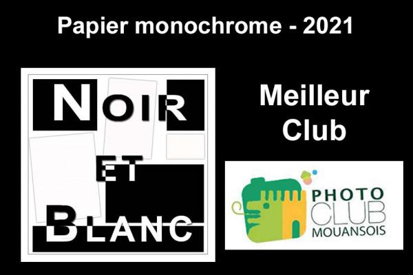 Le Meilleur Club - Papier Monochrome