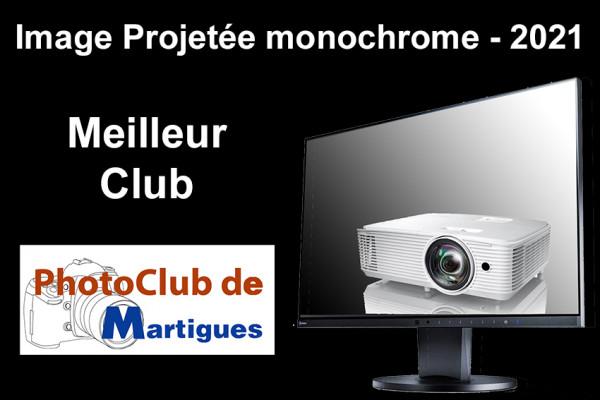 Meilleur Club IP Monochrome
