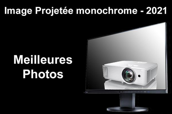 Monochrome Image Projetée - Les meilleures photos