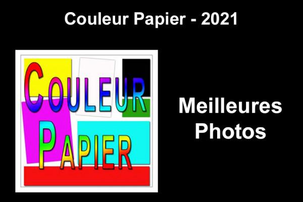 Meilleures photos -Couleur Papier