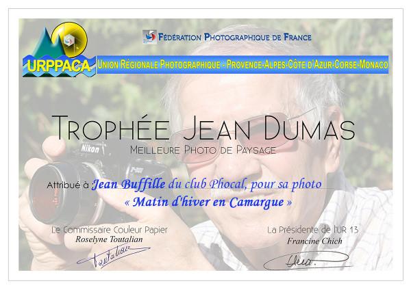 Trophée Jean Dumas