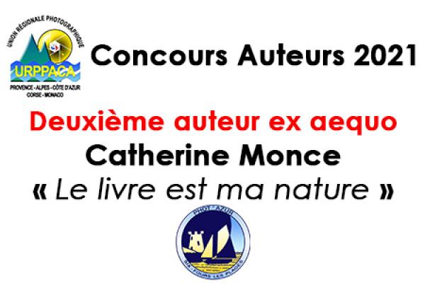 Deuxième auteur ex aequo - Catherine Monce - Phot'Azur