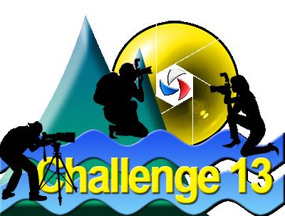"""Challenge 13 - Défi N° 7 - """" Libre Noir et Blanc 2"""" """""""